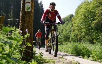 Unterwegs mit dem E-bike in Luxemburg