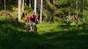 Unterwegs mit dem E-bikeLuxemburg