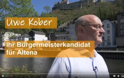 Bürgermeister Kandidatenfilm