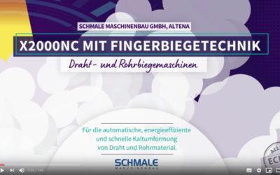 Kracher des Jahres- Video Schmale Maschinenbau GmbH